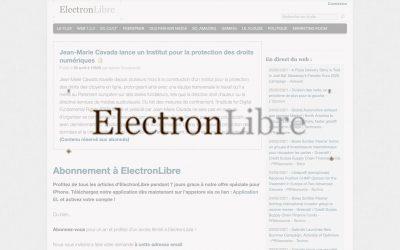 Jean-Marie Cavada lance un Institut pour la protection des droits numériques – Electron Libre