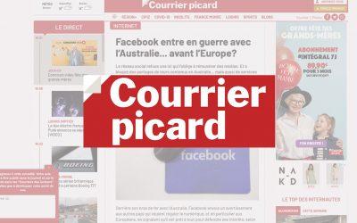 Facebook entre en guerre avec l'Australie… avant l'Europe? – Courrier Picard