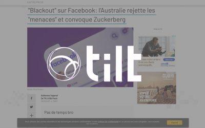 """""""Blackout"""" sur Facebook: l'Australie rejette les """"menaces"""" et convoque Zuckerberg… – UOL"""