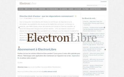 Directive droit d'auteur : que les négociations commencent !   – Electron libre