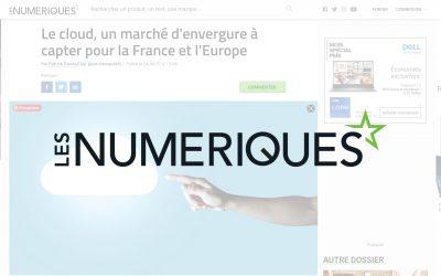 Le cloud, un marché d'envergure à capter pour la France et l'Europe  – Les numériques
