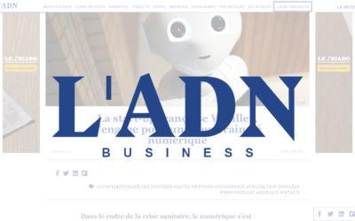La start-up française Whaller, s'engage pour une souveraineté numérique – L'ADN Business